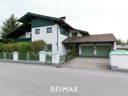 Einfamilienhaus mit viel Raum zum Entfalten in ruhiger grüner Lage