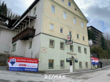 Liegenschaft mit Entwicklungspotential im Monte Carlo der Alpen.