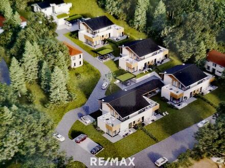 Penthouse-Wohnung mit Seezugang - Zweitwohnsitzwidmung