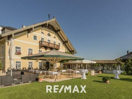 Wellness-Hotel im Oberbayrischen Ainring zu kaufen