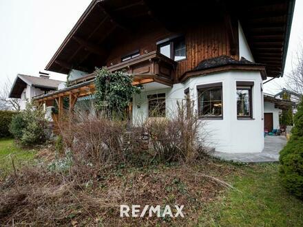 Gemütliches Einfamilienhaus mit Garten und Doppelgarage