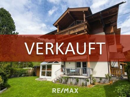 VERKAUFT! Villa im Nobelviertel - parifiziert in drei Appartements in Seenähe - beste Vermietbarkeit an Feriengäste