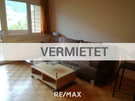 Möblierte 2 -Zimmer-Wohnung in Bramberg zu Mieten!