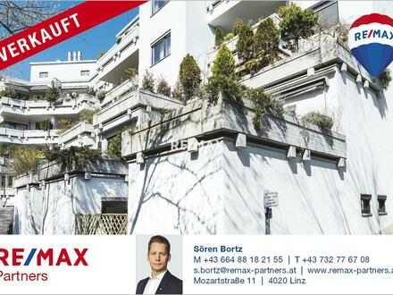 Große Garten-Wohnung! Barrierefrei, ideal für Senioren oder Pärchen in Stadtgrenze Leonding-Linz