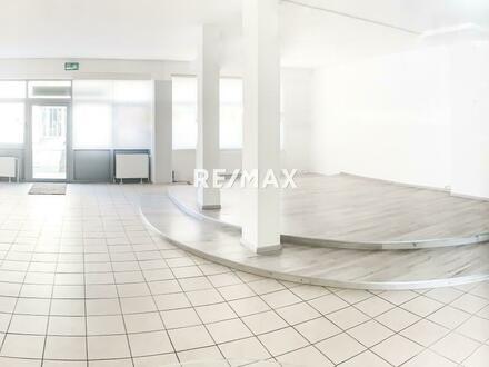 Geschäfts-Büro-Praxisfläche im Erdgeschoss in bester Urfahraner Lage!