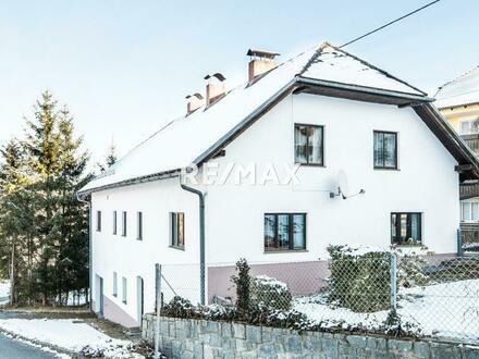 Ein- bis Zweifamilienhaus in St. Peter am Wimberg!