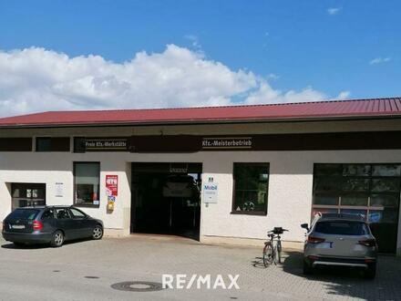 Erfolgreiche und voll ausgestattete KFZ-Werkstatt sucht wegen Rentenantritt neuen Besitzer!