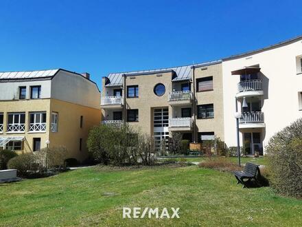 OPEN HOUSE, am 7.5. 14 Uhr - Online Terminbuchung - 3-Zimmer Eigentumswohnung mit Balkon in bester Lage in Braunau