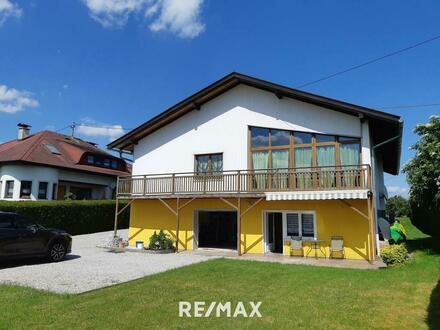 Großes, gepflegtes Ein- oder Zweifamilienhaus in guter Siedlungslage in Neukirchen bei Braunau
