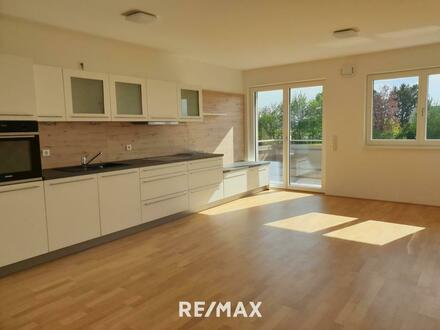 Mietwohnung mit großem Balkon und Bergblick ++ Carport ++ Kellerabteil ++ hochwertige Einbauküche