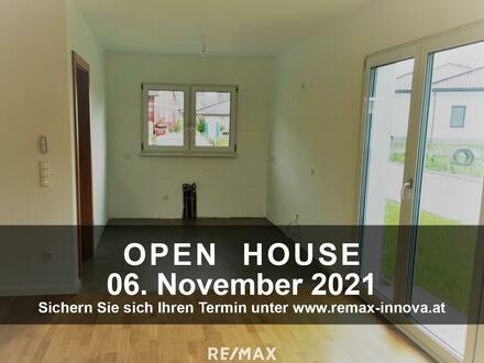 OPEN HOUSE am Freitag, den 11.6. ab 13:00 Uhr - Doppelhaushälfte - ERSTBEZUG