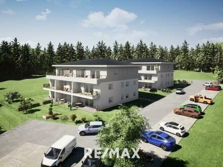 Schöne Eigentumswohnung am Waldrand, TOP 5 im Obergeschoss