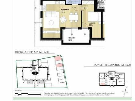 Helle Eigentumswohnung im Dachgeschoß