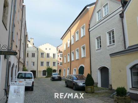 2-Zimmer Wohnung mit guter Raumaufteilung - mitten in der Altstadt