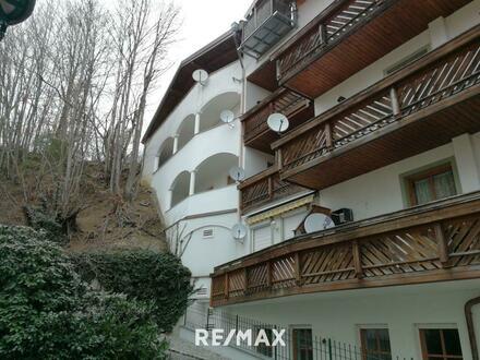 Sehr gepflegte Wohnung mit Balkon und Loggia am Holzöstersee