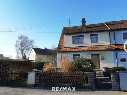 OPEN HOUSE am Sa 19.12. um 10 Uhr - Gepflegtes Eckreihenhaus mit Garten und Garage in Braunau/Laab