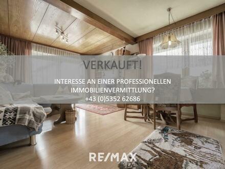 Wohnung mit Blick auf Kitzbüheler Horn