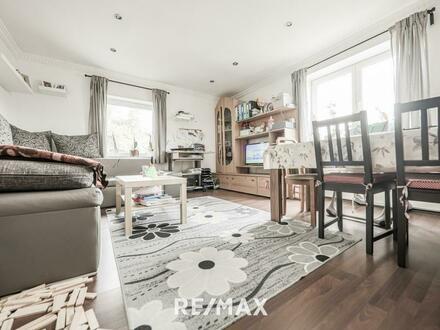 Optimal aufgeteilte 3-Zimmer Wohnung in Stadtrandlage der Keltenstadt Hallein
