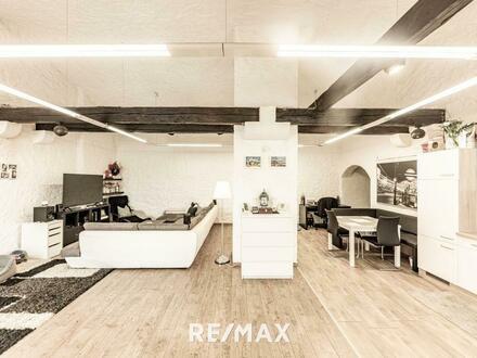 Aussergewöhnliche Anlegerwohnung - 2-Zimmer Wohnung in historischem Kellergewölbe