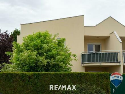 Schöne, geräumige Wohnung mit Ausblick ins Grüne