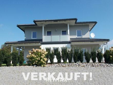 ***KAUFANBOT LIEGT VOR*** Modernes Einfamilienhaus nahe Schärding!