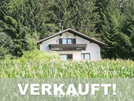 ***OPEN HOUSE Freitag, 11. September***Romantisches Haus umgeben von einem Naturparadies