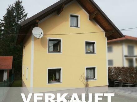 ***VERKAUFT***Kleines Haus im Zentrum von Esternberg!