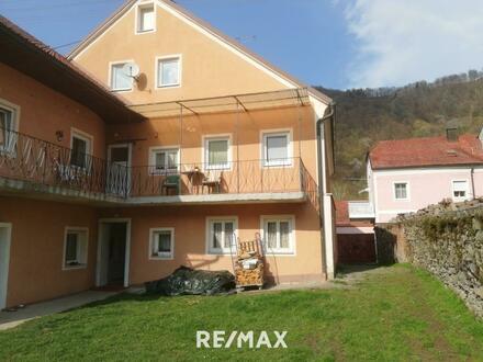Mehrfamilienhaus im Zentrum von Engelhartszell