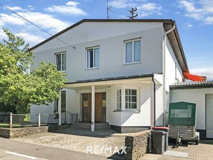 ***OPEN HOUSE Samstag, 14. August*** Wohnen und arbeiten unter einem Dach!