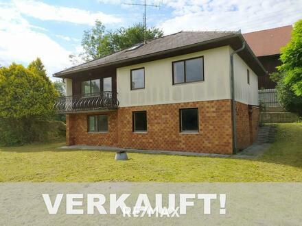 ***OPEN HOUSE Mittwoch, 02. September*** Einfamilienhaus im Zentrum von Sigharting nähe Andorf