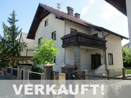*** OPEN HOUSE Donnerstag, 30. Juli 14 Uhr ***Einfamilienhaus am Stadtrand von Schärding