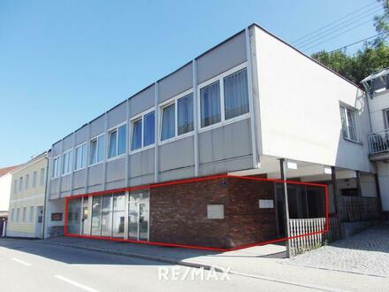 Gut gelegenes Geschäftslokal im Zentrum von Gallspach