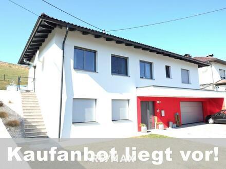 Architekten-Haus mit Einliegerwohnung zum Wohlfühlen!