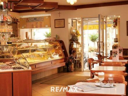 Traditions Café mit Backstube sucht Pächter!