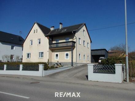 Teilsaniertes Einfamilienhaus in Wallern