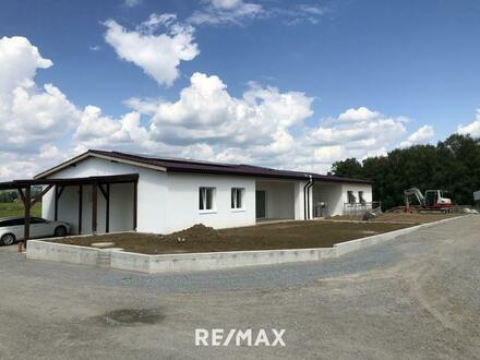 Neubau-Projekt - Ihr barrierefreies Traumhaus in ruhiger Lage!!