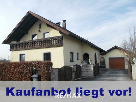 ***OPEN HOUSE Freitag, 27. März *** Einfamilienhaus mit Potential - Verkauf mit DAVE