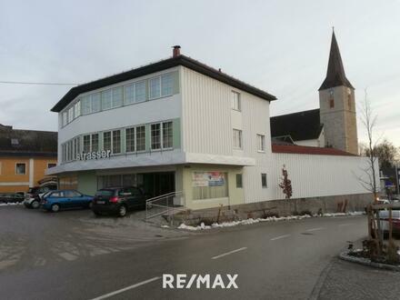 Geschäftsfläche / Büro oder Praxisräume im Zentrum von Natternbach