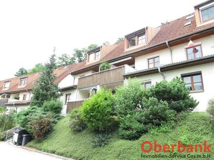 Großzügige Maisonettewohnung inkl. Terrasse und Tiefgaragenstellplatz