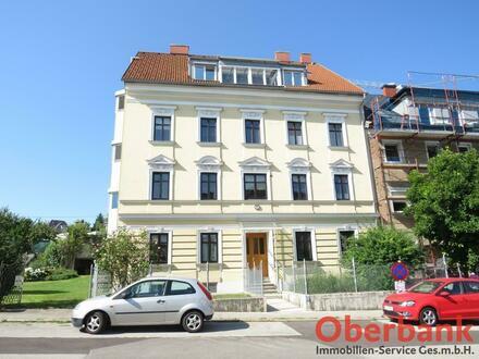 Attraktive Wohnung am Froschberg inkl. Gartennutzung