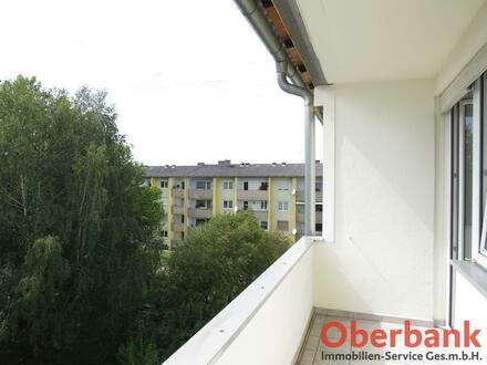 Balkonwohnung inkl. PKW Abstellplatz in Leondinger Siedlungslage