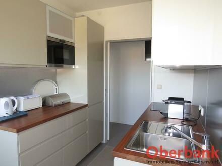 Attraktive 4-Zimmer-Wohnung mit großer Loggia im beliebten Leonding!