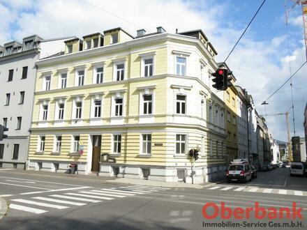 Zwei Souterrainflächen in der Linzer Innenstadt. Vielfältige Nutzungsmöglichkeiten!