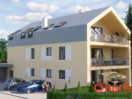 Verkaufsstart - Modernes Architektenhaus - 4 Zimmerwohnung