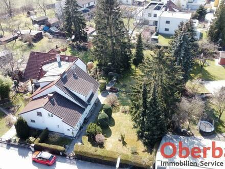 Charmantes Haus mit herrlichem Grundstück in beliebter Siedlungslage