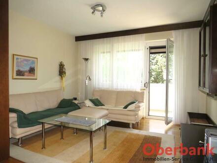 Gepflegte 3-Zimmer-Wohnung mit großer Loggia!