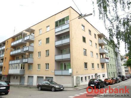 Großzügige 4 Zimmerwohnung inkl. Garagenparkplatz in beliebter Urfahraner Lage