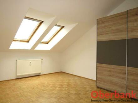 Nette 3-Zimmer-Dachgeschoßwohnung in Gallneukirchen!
