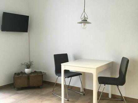 Stilvolle 2-Zimmer-Wohnung in Mainz, im Neubau, zentral gelegen   Stylish 2-room apartment in a new building, centrally located
