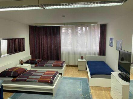 7-Personen-Apartment im schönsten München Bogenhausen | 7-person apartment in the most beautiful Munich Bogenhausen